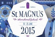 2015 Performers / Performers at the 2015 St Magnus International Festival