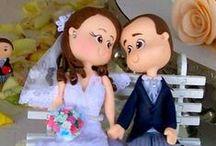 Para as noivas.