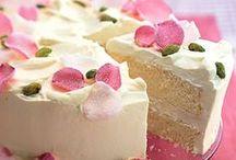 RECIPES : Cakes