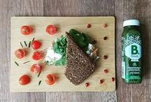 Healthy Eats / Our favourite recipes made with nothing but the good stuff - that happen to go rather well with our Cold Pressed Juices.