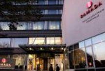 H4 Hotel Kassel / Direkt an der Stadthalle in Kassel gelegen, bietet das H4 Hotel Kassel (ehemals Ramada Hotel Kassel City Centre) ideale Voraussetzungen für Businessreisende und Erholungssuchende.