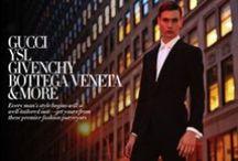 Mens Designer Fashion Work / Vincent Michaud's Designer Menswear work as Creative, Photo & Fashion Director, Stylist and Aesthetic Consultant.