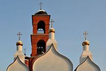 Sacred Architecture / Photographs of churches, chapels and other religious buildings.