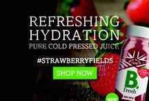 Ravishing Reds / Our red juice