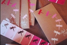 wrappings for gifts/presentskadoverpakkingen / Leuke ideeën om een klein cadeautje op een bijzondere manier te verpakken......