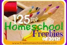 Homeschool ...ook heel veel leuke ideetjes voor in de klas!