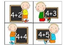 Reken maar! / rekenmaterialen om te gebruiken in het basisonderwijs.