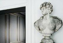 I n t é r i e u r. / Luxury but Simplicity Indoors. / by Lori Lee Staton