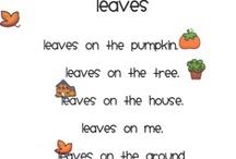 Gedichtjes......over van alles en nog wat... / Leuke gedichtjes die kinderen inspireren tot het spelen met taal
