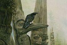 Totem 'Poles' / by Sandie