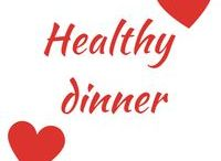 Healthy alternatives-dinner / healthy, dinner, food, cooking, recipes, vegan, plantbased, vegetarian, vegetables, lunch, health, diet, light, skinny, clean eating,
