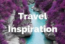 Travel Inspiration / Amazing articles and pictures to inspire your wanderlust