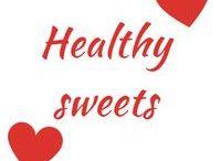 Healthy alternatives-sweet treats / dessert, healthy, food, sweet, plantbased, recipes, health, balance, vegetarian, vegan, baking, cooking, chocolate, sugar, fruit,