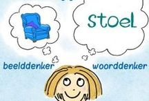 Beelddenken....leren in beelden, tips en materialen / Beelddenken en het leren in beelden. Materialen en tips
