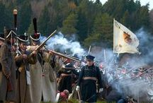 Napoleonic /  reenactments from all over the world