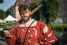 Renaissance /  reenactments from all over the world
