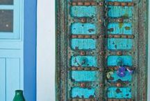 wise to turquoise / by Judy Margaree