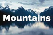 Mountains / Mountains and mountain sports