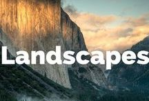 Landscapes / Beautiful landscapes from all over