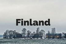 Finland Travel and Pics / Nature, wildlife and outdoor activities in Finland