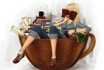 Books Lover / by Ash Hope