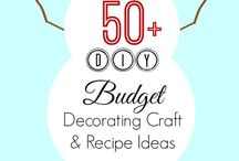 Holiday/crafts & decorations