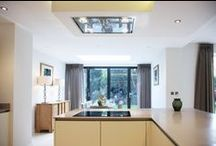 Contemporary Show Home, Sheffield / exclusive residential development over three floors