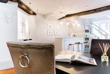 Commercial Territory : retail space / chic shop in Chester for luxury travel agent the Eden Collection