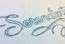 캘리그래피 / Calligraphy