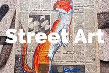 Street Art / The Best Street Art from around the world