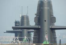 Japanese submarine / submarine  そうりゅう型 潜水艦  海上自衛隊 Japan Maritime Self-Defense Force