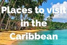 Places we want to visit in the Caribbean / Places we want to visit in the Caribbean - cities, national parks, nature, hiking and adventures
