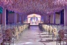 Wedding Flowers / Wedding décor is a very important ingredient to a successful wedding ceremony and wedding reception. The décor sets the ambiance of the event venue. This wedding flower board will offer alternative ideas from which you can select.