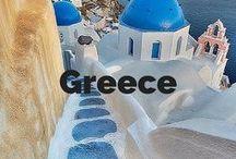 Greece Travel and Pics / Greece travel and pictures around this amazing country!