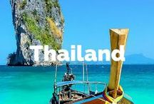 Thailand Travel and Pics / Thailand Travel and Pics - inspiring tour travels to the land of smiles!