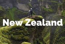 New Zealand Travel and Pics / Thailand Travel and Pics - inspiring tour travels to Middle Earth and beyond!