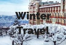 Winter Travel / Pictures and articles to make the most of travelling in winter