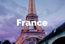 France Travel and Pics / Bonjour a tout le monde! France Travel and Pics to inspire trips to the land on wine, baguettes and tasty cheese!