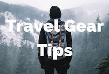 Travel Gear Tips / Gear reviews, what's the best travel gear and gear tips from travellers all over the world!
