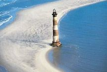 Lighthouses all over the world