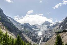 Fabulous mountains