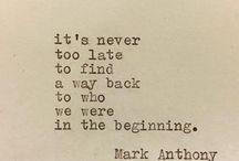Mark Anthony quotes