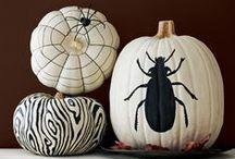 Halloween Party / Decorations, Pumpkins, Haunted House, Halloween Entertaining