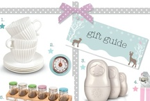 Great Baking Gift Ideas / I love to bake, and giving something that you have made yourself is a wonderful way of giving and sharing!