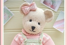 Knitting - Cute Patterns / My talent for knitting is very limited - This board is for me to be inspired - and for patterns I would love to try.