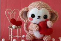 Crochet - Cute Amigurumi Animals / I love amigurumi! In all forms, shapes and size!
