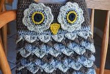 Crochet - Bags / I love bags - all shapes and sizes!
