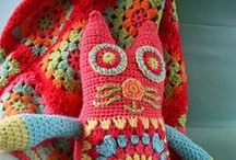 Crochet - Art / Any crochet that looks like a work of art - using different crochet methods to make something - especially toys (stuffed animals, dolls, etc) but anything I think that looks like a work of art will be added :)