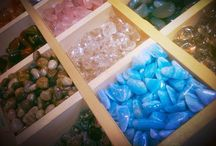 Sunspot ROCKS! / tHE sUNSPOT nATURAL mARKET has unearthed an abundance of crystals, minerals and semi-precious gems. We stock a wide variety of shapes and sizes. Reconnect with the earth and all she has to say.
