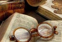 Books & Writers & Reading ! / by Aliye Tan